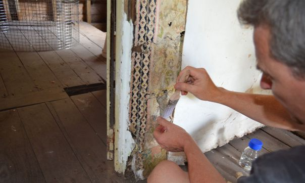 Mills Cottage internal works